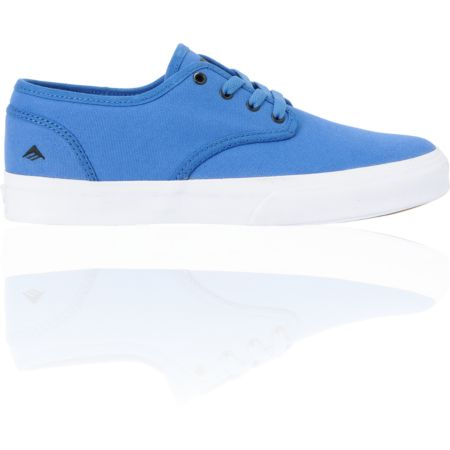 Emerica Romero 2 Blue Canvas Skate Shoe
