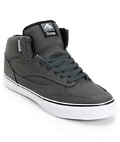 Emerica Westgate Grey Canvas Skate Shoe