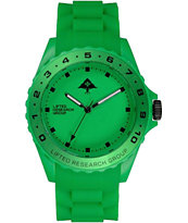 LRG Latitude Green Analog Watch