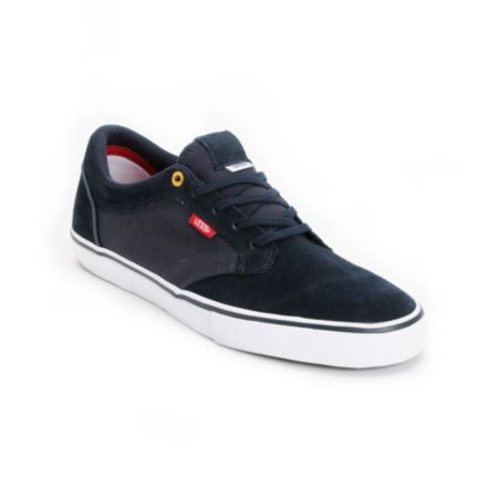 Vans Type II Navy & White Shoe