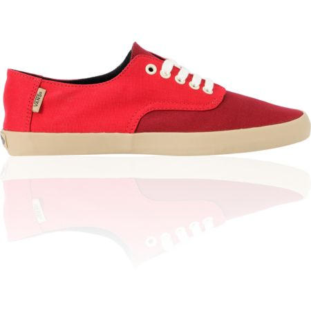 Vans E-Street Chili Pepper & Biking Red Shoes