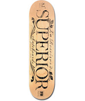 Superior Skateboards Bodega 8.1 Skateboard Deck