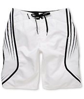 Fox Top Shelf 22.5 White Board Shorts
