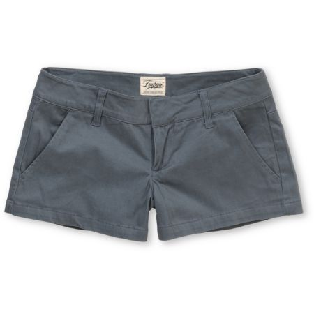 Empyre Girls Arcadia 2.5 Charcoal Grey Shorts
