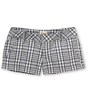 Empyre Girls Arcadia 2.5 Grey Check Shorts
