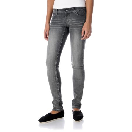 Empyre Girls Logan Ash Grey Skinny Jeggings