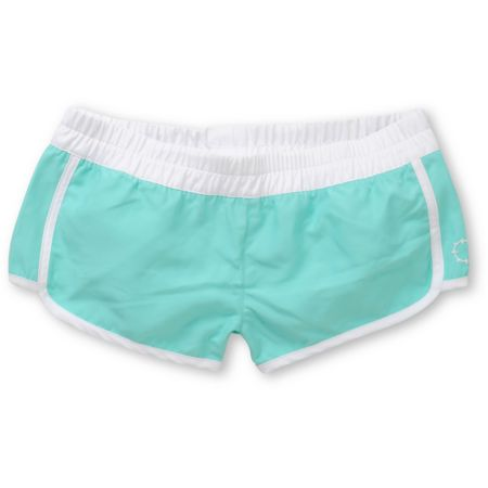 Empyre Girls Teal Kewalos Board Shorts