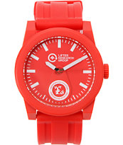 LRG Volt Red Analog Watch