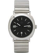 LRG Portal Silver Analog Watch