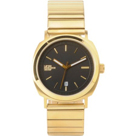 LRG Portal Gold Analog Watch