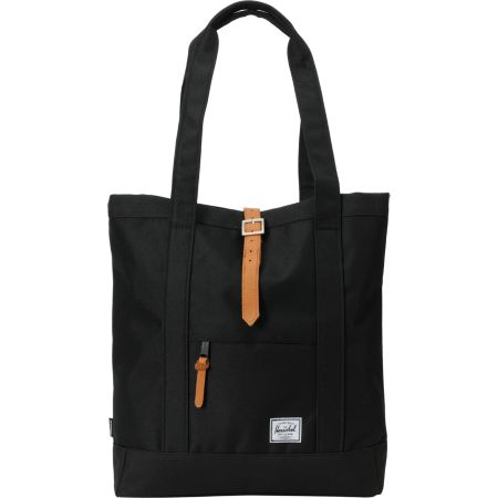 Herschel Supply Market Black Tote Bag