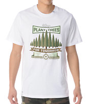 LRG Plant Trees White Tee Shirt