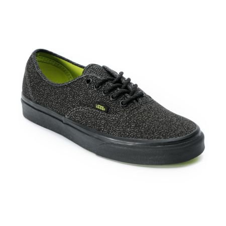 Vans Authentic Speckle Charcoal Shoe