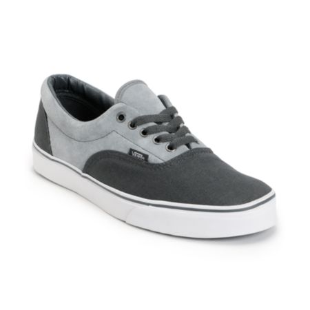 Vans Era Charcoal & Grey Shoe