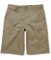 Free World Part Time Khaki Chino Shorts