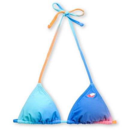 Glamour Kills Good Vibrations Triangle Bikini Top