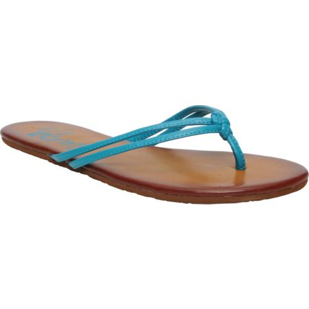 Volcom Girls Forever Blue Creedler Sandals
