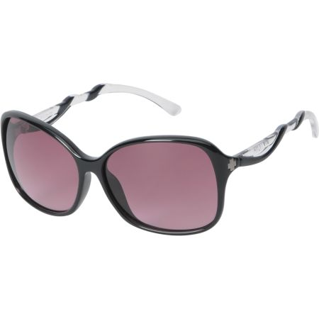 Spy Fiona Girls Black, Clear & Merlot Fade Sunglasses