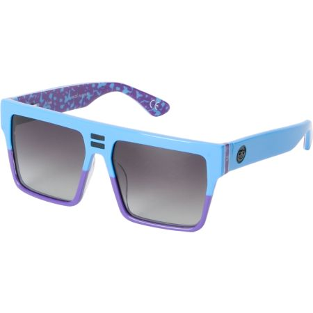 Neff Vector Cyan & Purple Polarized Sunglasses