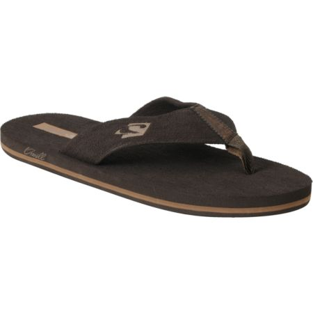 ONeill Phluff Daddy Brown Sandals