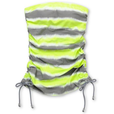 Gossip Wipe Out Girls Tie-Dye Tankini Top