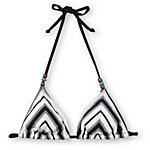 Reef Guatemalan Stripe Triangle Bikini Top