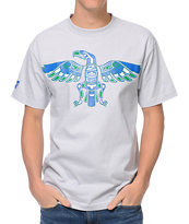Cake Face Native Grey Tee Shirt