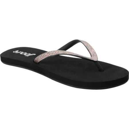 Reef Girls Stargazer Black Sandals