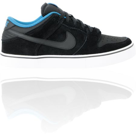 Nike 6.0 Dunk Low LR Black & Green Abyss Shoe