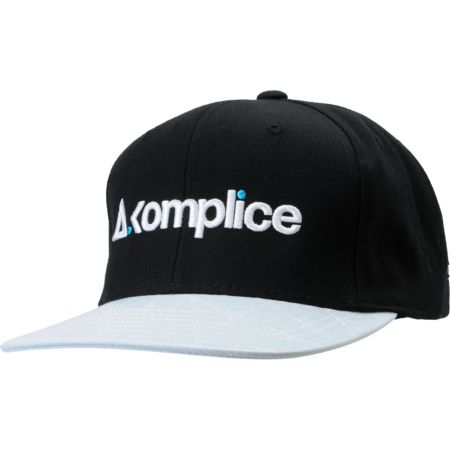 Akomplice Hyperlight Black Snapback Hat