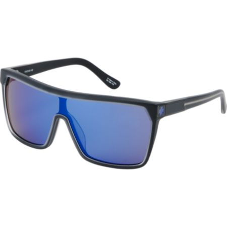 Spy Flynn Black Ice & Purple Spectra Sunglasses