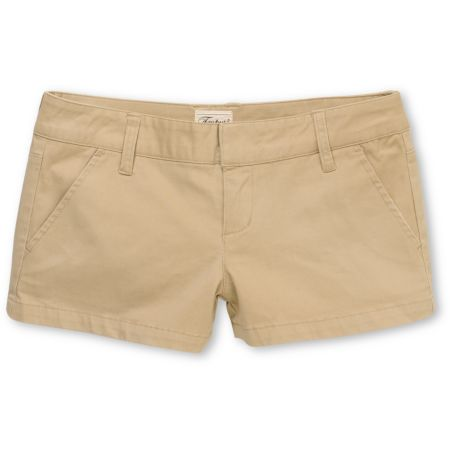 Empyre Girls Arcadia 2.5 Khaki Shorts