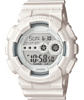 G-Shock GD100WW-7 Whiteout Pack Digital Watch
