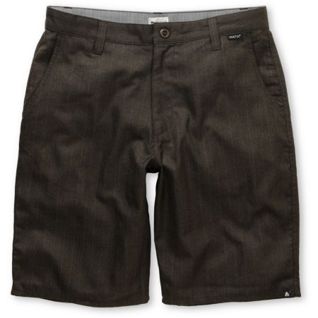 Matix Optima Brown Chino Shorts