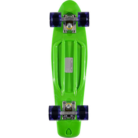 Stereo Vinyl Cruiser Green 22 5 Quot Complete Cruiser Board At