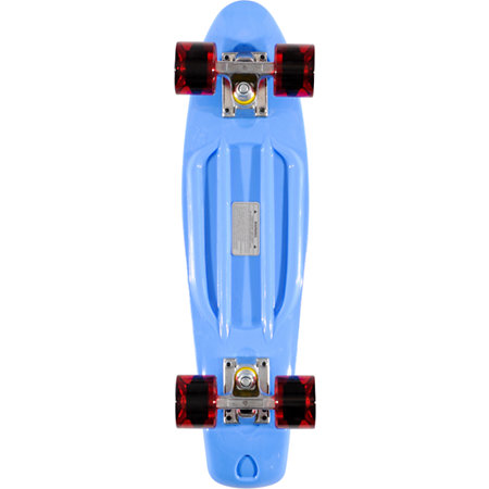 Stereo Vinyl Cruiser Blue 22 5 Quot Complete Cruiser Board At
