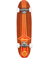 Stereo Skateboards 7.25 Sidewalk Surfer Cruiser Complete
