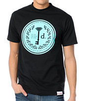 Diamond Supply Cannot Duplicate Black Tee Shirt