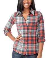 Stussy Women's Flannel Shirt