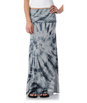 Billabong Girls Skirtskee Tie Dye Maxi Skirt