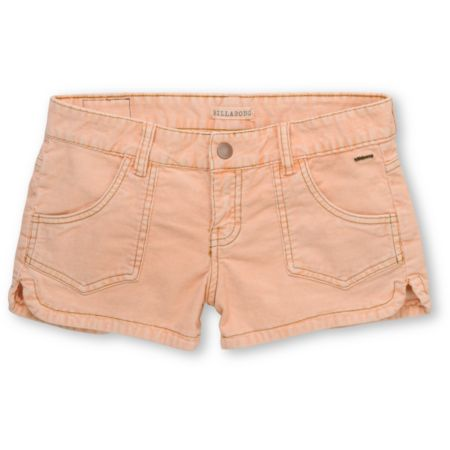 Billabong Girls Walk On Coral Corduroy Shorts