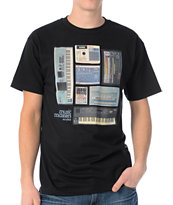 Acrylick Music Makers Black Tee Shirt