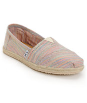 Toms Shoes Classic Baxter Slip-On Women's Shoe