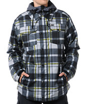 Aperture Elevation Plaid 10K Snowboard Jacket