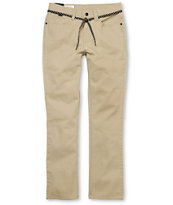 Empyre Skeletor Heavy Twill Khaki Pants