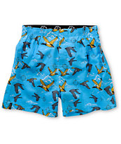 Empyre Duck Hunt Blue Boxers