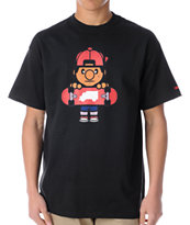 Trukfit Lil Tommy Black Tee Shirt