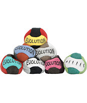 Evolution Hacky Sack