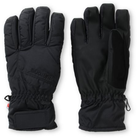 Burton Profile Black 2013 Guys Under Gloves