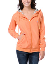 Glamour Kills Coral Windbreaker Jacket